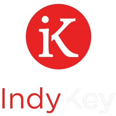indykey-logo-stacked-white-SIMPLE
