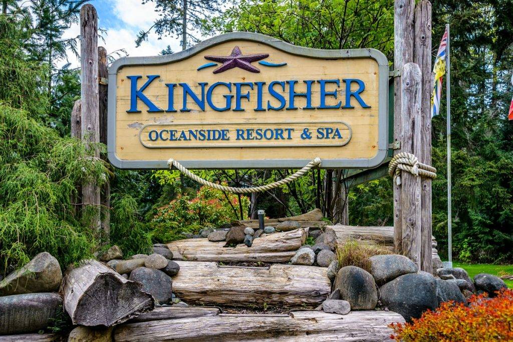 Kingfisher Oceanside Resort Spa Comox Valley Bc Hotel