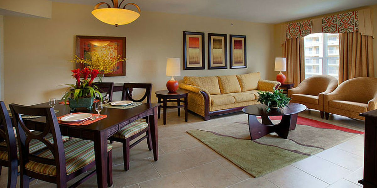 Vacation Village Orlando, Living/Dining Area