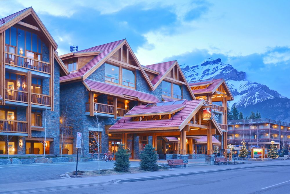 Banff Canada Hotels  Star