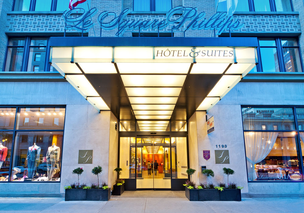 Le Square Phillips Hotel & Suites Montreal