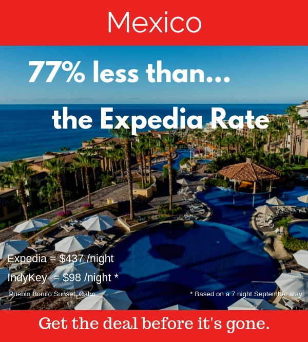 Pueblo Bonito Sunset Resort & Spa Deal